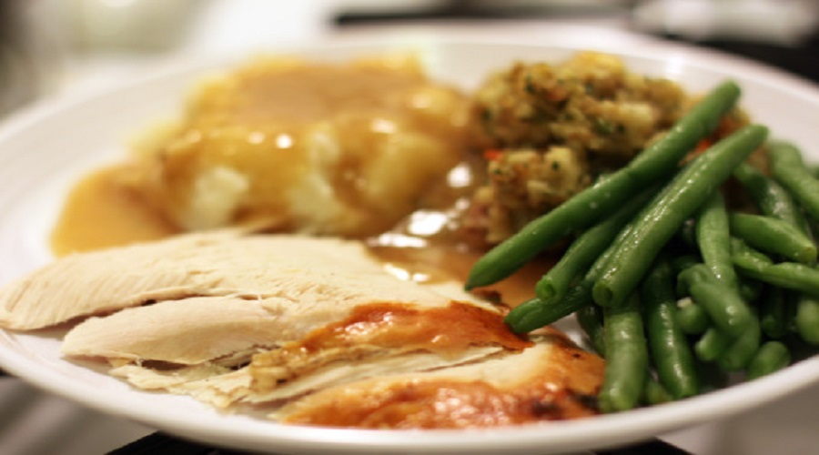 Roast Turkey With Dressing 27 95 Prestige Catering